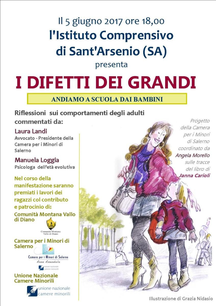 locandina I DIFIETTI DEI GRANDI 5.6.17